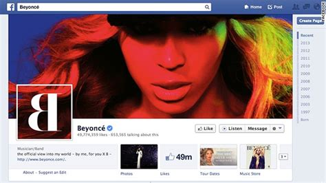 celebrity page on facebook facebook plans private tool for celebrities cnn
