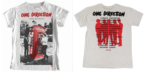 Tshirt One 03 one direction merchandise www imgkid the image kid