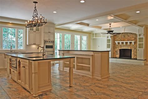 second kitchen island atlanta home addition makeover atlanta home improvement
