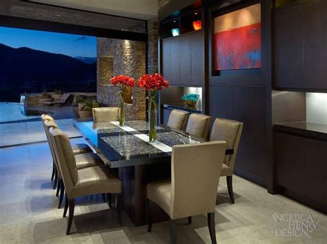 37 Beautiful Dining Room Designs From Top Designers Worldwide Modern Dining Room Decor Ideas