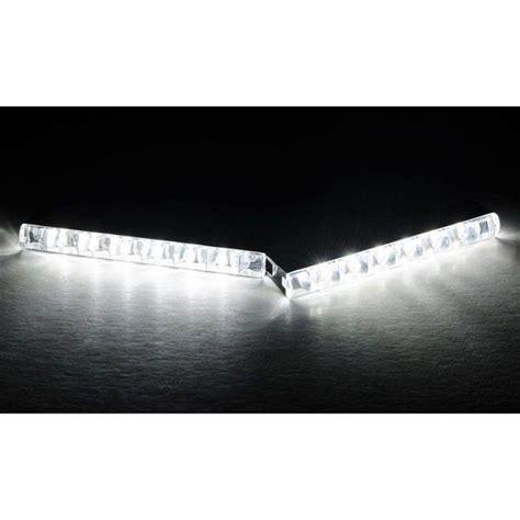 aqualitz deckled 8 led deck rail lights white west - Deckenle Led
