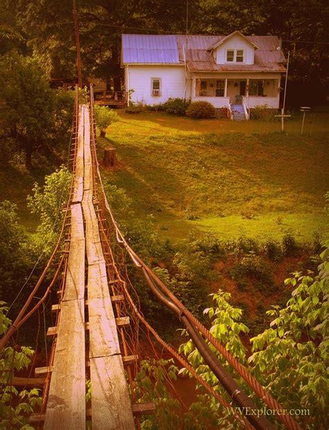 swinging bridge va 35 best images about old swinging bridges in southeast can