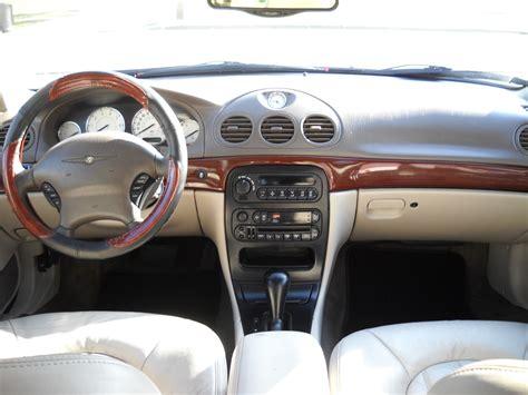 2004 Chrysler 300m Interior 2004 chrysler 300m pictures cargurus