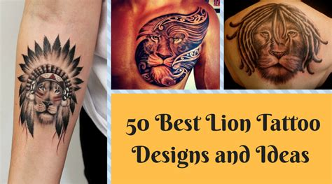best leo tattoo designs new school designs