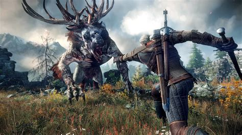 The Witcher 3 Hunt The Witcher 3 Hunt Coming To Xbox One Features