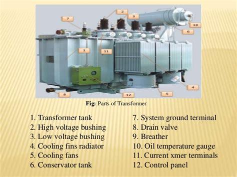 high voltage construction summer traning on power transformer construction