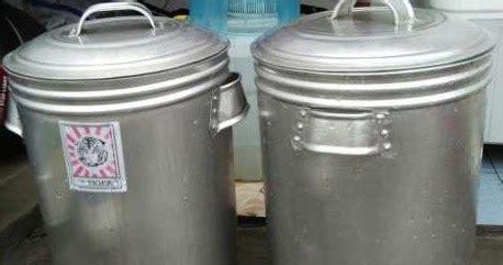 Gojek Dandang Stainless Mie Ayam jual perlengkapan dapur alat rumah tangga stainless