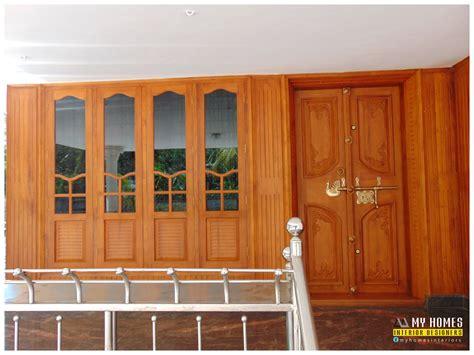 homes house kerala front door designs ideas  thrissur