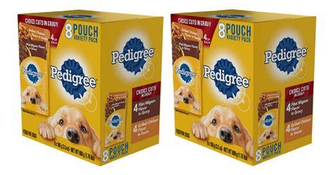 pedigree food coupons 99 162 pedigree food multipack southern savers