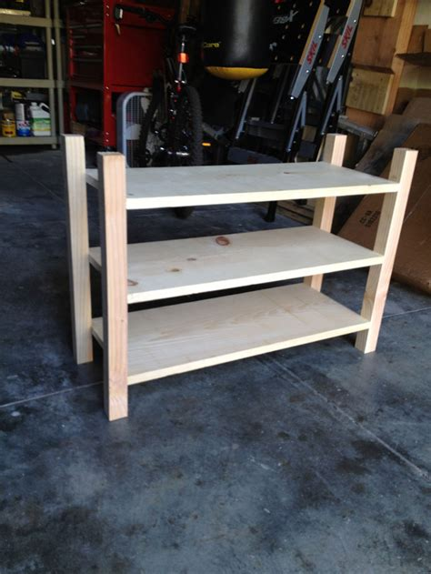 Build Shoe Rack by A Shoe Rack If You Build It They Will Come Fox