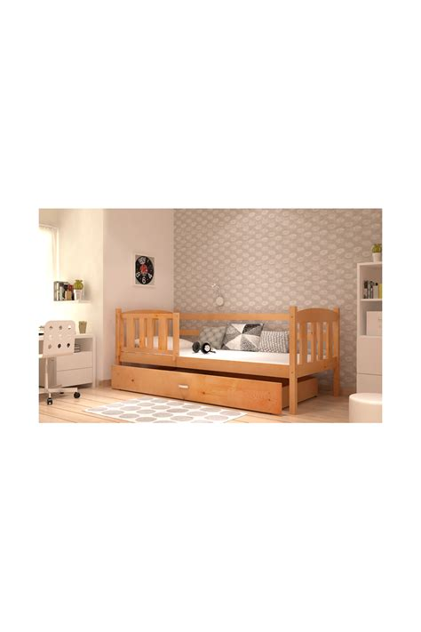 wooden daybed with drawers uk solid pine wood junior daybed jacob with drawer and