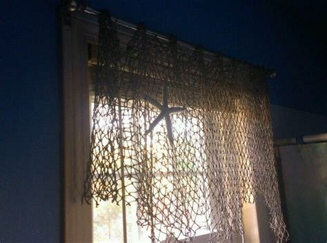 fishing curtains fishing net as a curtain cement fishnet pallet