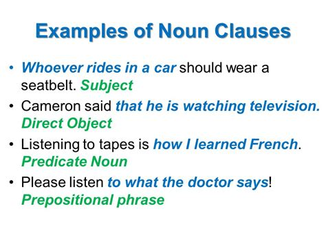 celebrity definition adjective adjective adverb and noun clauses ppt video online