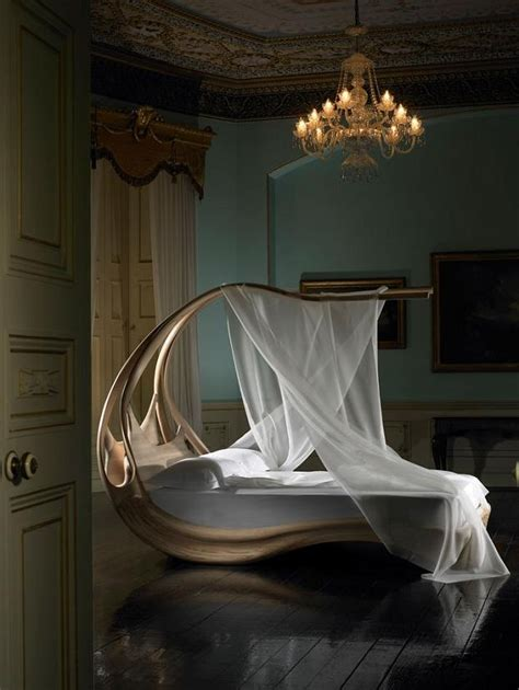 exotic beds exotic canopy bed my style pinterest