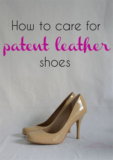 how to care for patent leather shoes patent leather