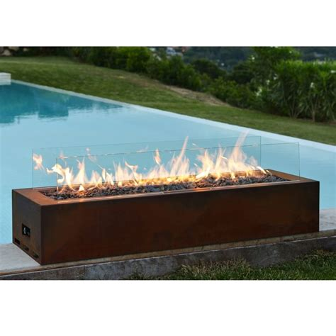 Outdoor Feuerstelle Mit Gas by Die Besten 25 Gas Feuerstelle Ideen Auf