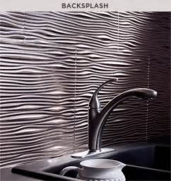 our ceiling tiles kitchen backsplash and wall panels add style for peel stick