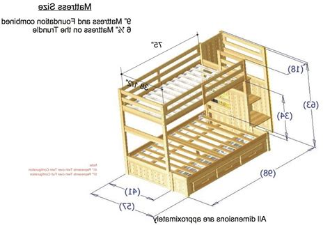 Staircase Bunk Bed Plans Discovery World Furniture Honey Mission Staircase Bunk Bed Plans