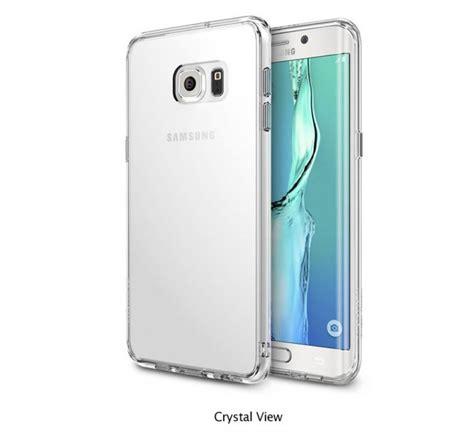 Ringke Fusion Samsung Galaxy S6 Edge Plus Hardcase Armor Bumper Mewah ringke hybrid тънък хибриден удароустойчив кейс за samsung galaxy s6 edge plus прозрачен