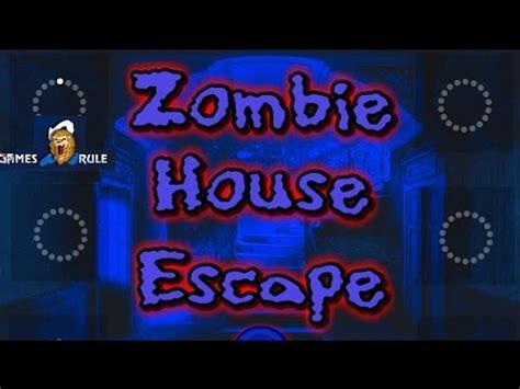 tutorial zombie house escape zombie house escape walkthrough games2rule youtube