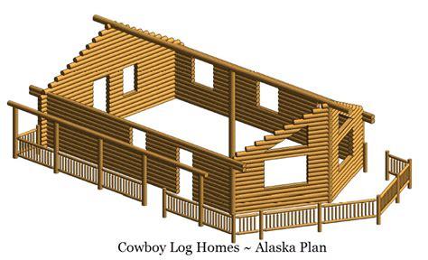 alaska cabin floor plans alaska floor plan 888 square cowboy log homes