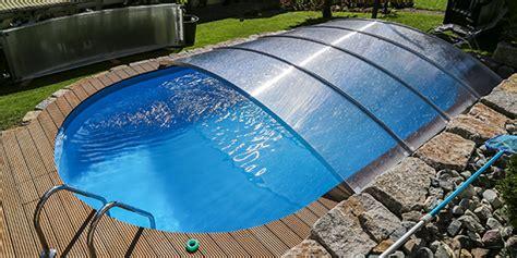 pooldach selber bauen schwimmbad 252 berdachung selber bauen flexiroof poolabdeckung