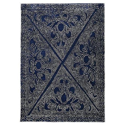 indigo rugs indigo batik rug