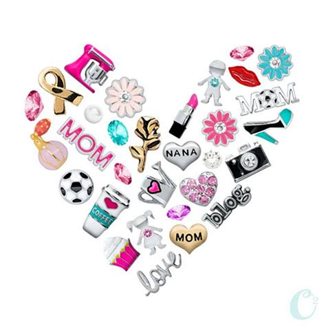 Charms For Origami Owl - s day charms from origami owl origami owl at