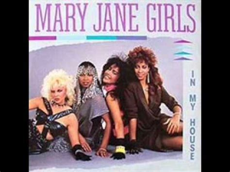 in my house mary jane music video mary jane girls in my house 1985 youtube