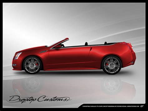 bmw m6 drop top droptop cadillac cts coupe convertible autoblog