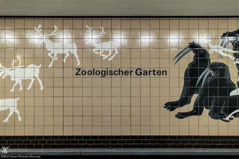 Zoologischer Garten U9 by Bypassing East Berlin With The U9