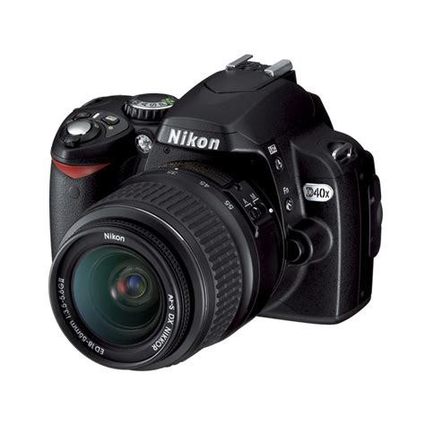 Kamera Nikon D40x nikon d40x kit spiegelreflexkamera zum schn 228 ppchenpreis