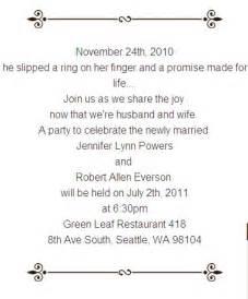 creative wording for wedding invitations various wedding invitation wording unique wedding