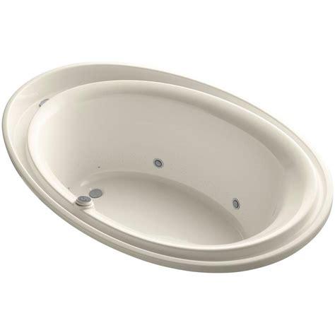 kohler purist bathtub kohler purist 6 ft acrylic reversible drain oval drop in