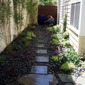 Small Narrow Garden Ideas Garden Bed Ideas For Various Beautiful Garden Designs