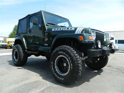 Value Of 1998 Jeep Wrangler 1998 Jeep Wrangler Pictures Cargurus