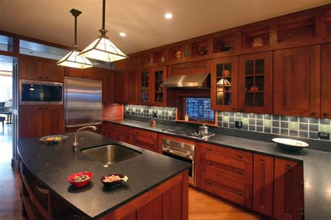 Amish Kitchen Cabinets Chicago Amish Custom Kitchens Traditional