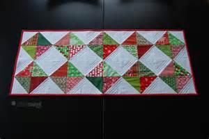 free quilt pattern diamonds table runner