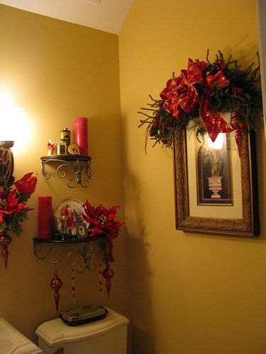how to decorate your bathroom for christmas best 25 christmas bathroom ideas on pinterest diy xmas