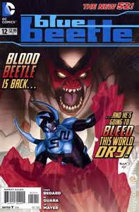 superfail books blue beetle 2011 3rd series comic books