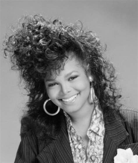 janet jackson long layered hairstyles from the 80 and 90 1980 hairstyles for women 1980s hairstyles 1980s and janet