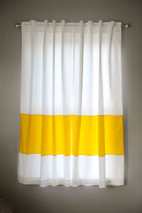 Modern Nursery Curtains Nursery Decor Custom Drapery Panels Modern Curtains