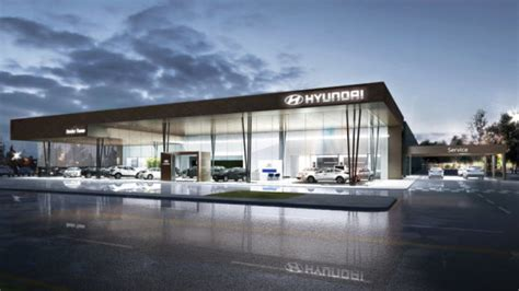 dealership hyundai hyundai dealerships getting global makeover autoblog