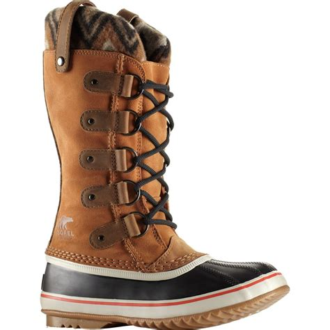 womans sorel boots sorel joan of arctic knit ii boot s backcountry