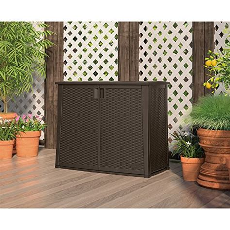 outdoor cabinets for patio 97 gallon outdoor patio cabinet storage deck boxes