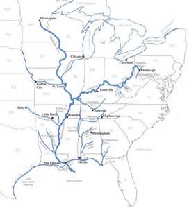 map of eastern us lakes eastern us waterways map coosa alabama river