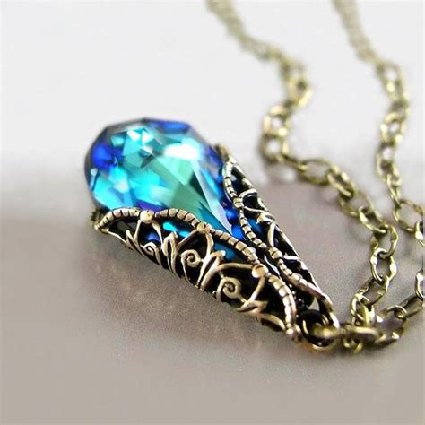 crystals jewelry 25 best ideas about swarovski necklace on