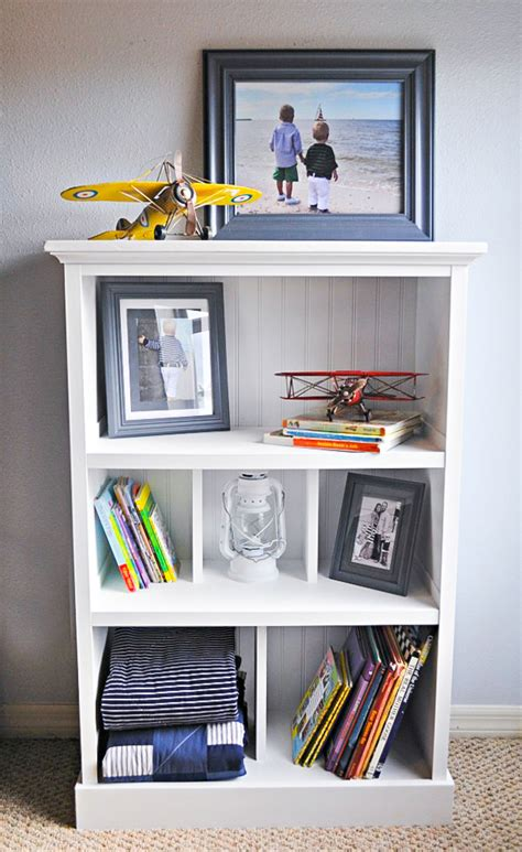 how to upcycle a cheap bookcase into a new design