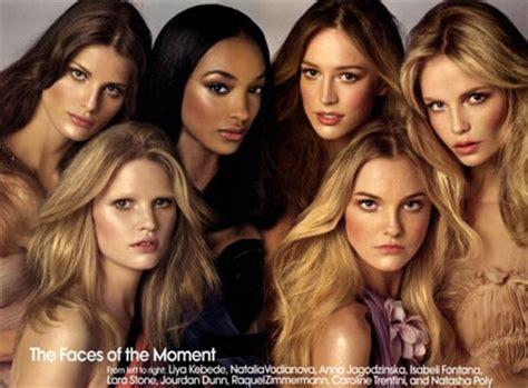 annie belley china le super modelle del momento sulla cover di vogue america
