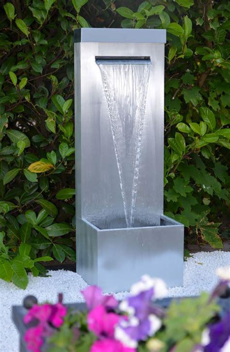 fontana da terrazzo 20 modelli di fontane da giardino dal design particolare